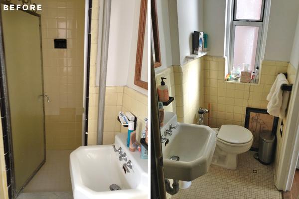 NYC bathroom renovations