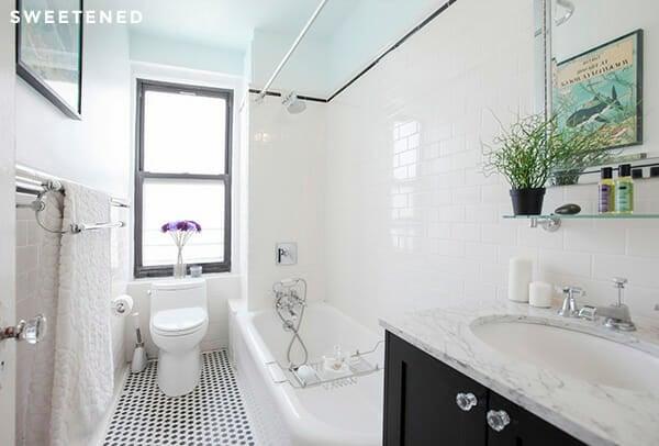 Elinor And Joel S Park Slope Bathroom Renovation