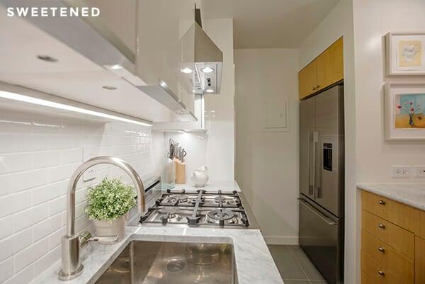 greenwich village kitchen renovation