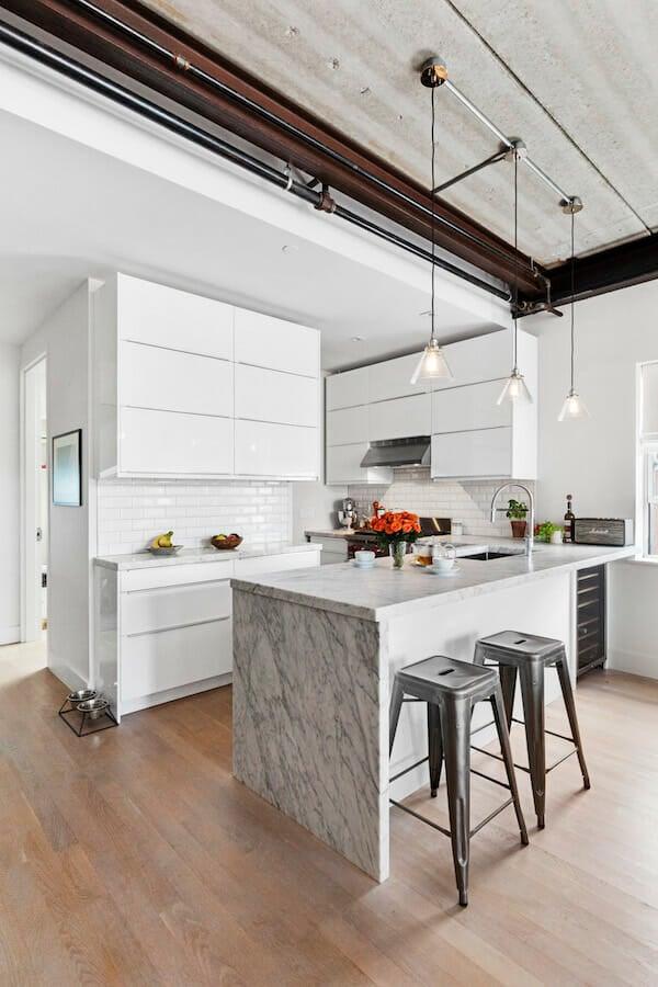 luxurious williamsburg kitchen renovation