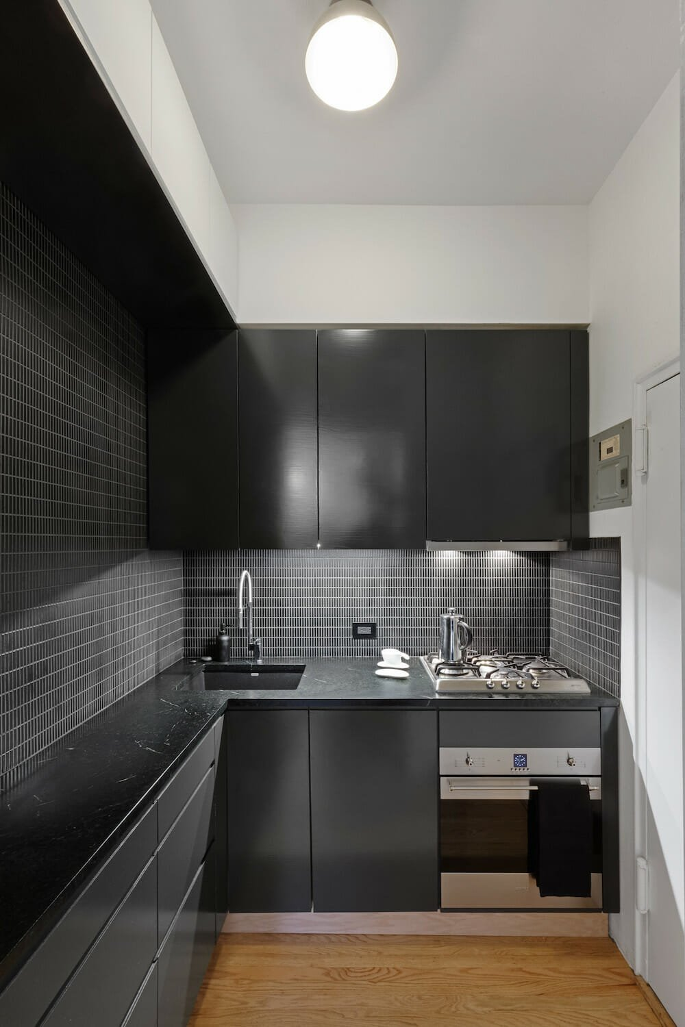 Small Kitchen Remodels 60 Square Feet And Under