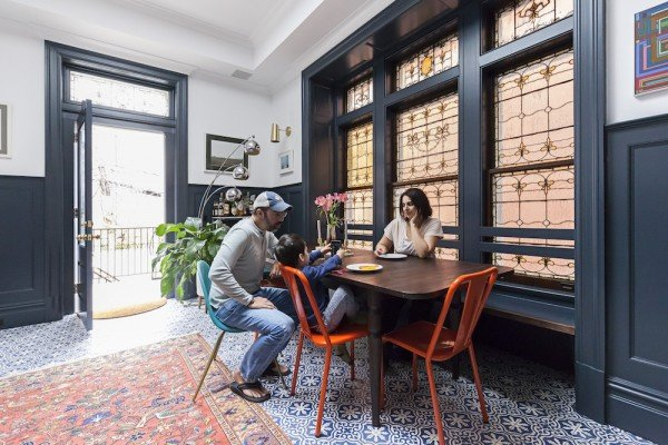 A Long Townhouse Sets the Right Flow for Modern Living (Part 2)