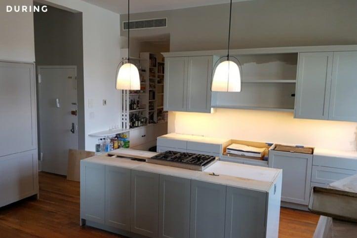 kitchen renovation, Brooklyn