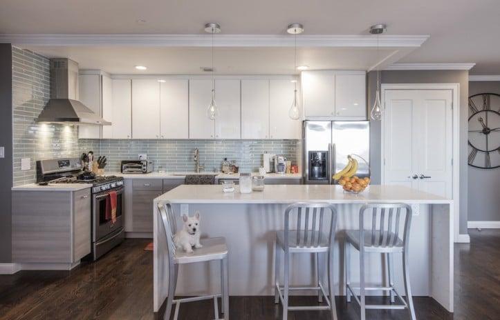 kitchen and bathroom renovation