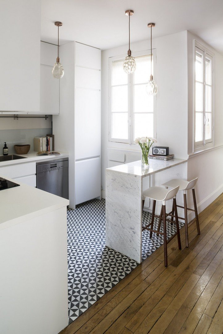7 Polished Kitchen Peninsula Ideas To Consider Over A Standard Island