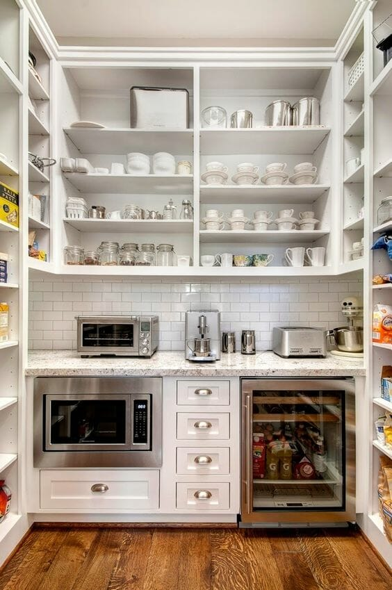kitchen pantry designs pictures, kitchen, renovation, remodel, inspiration