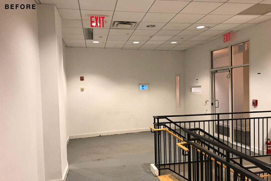 Union Square play, commercial renovation, design, construction, remodel, renovation