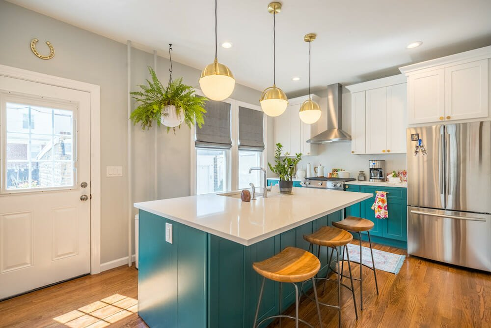 New Jersey, Jersey City, renovation, two family, remodel, one family, kitchen