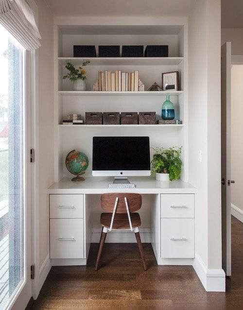 office nook space ideas