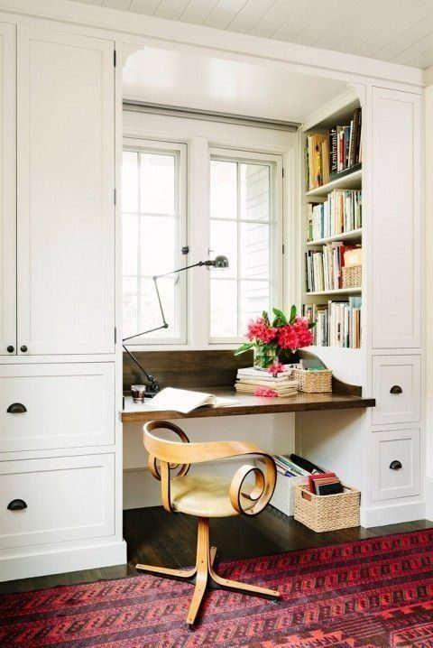 7 Chic Home Office Nooks