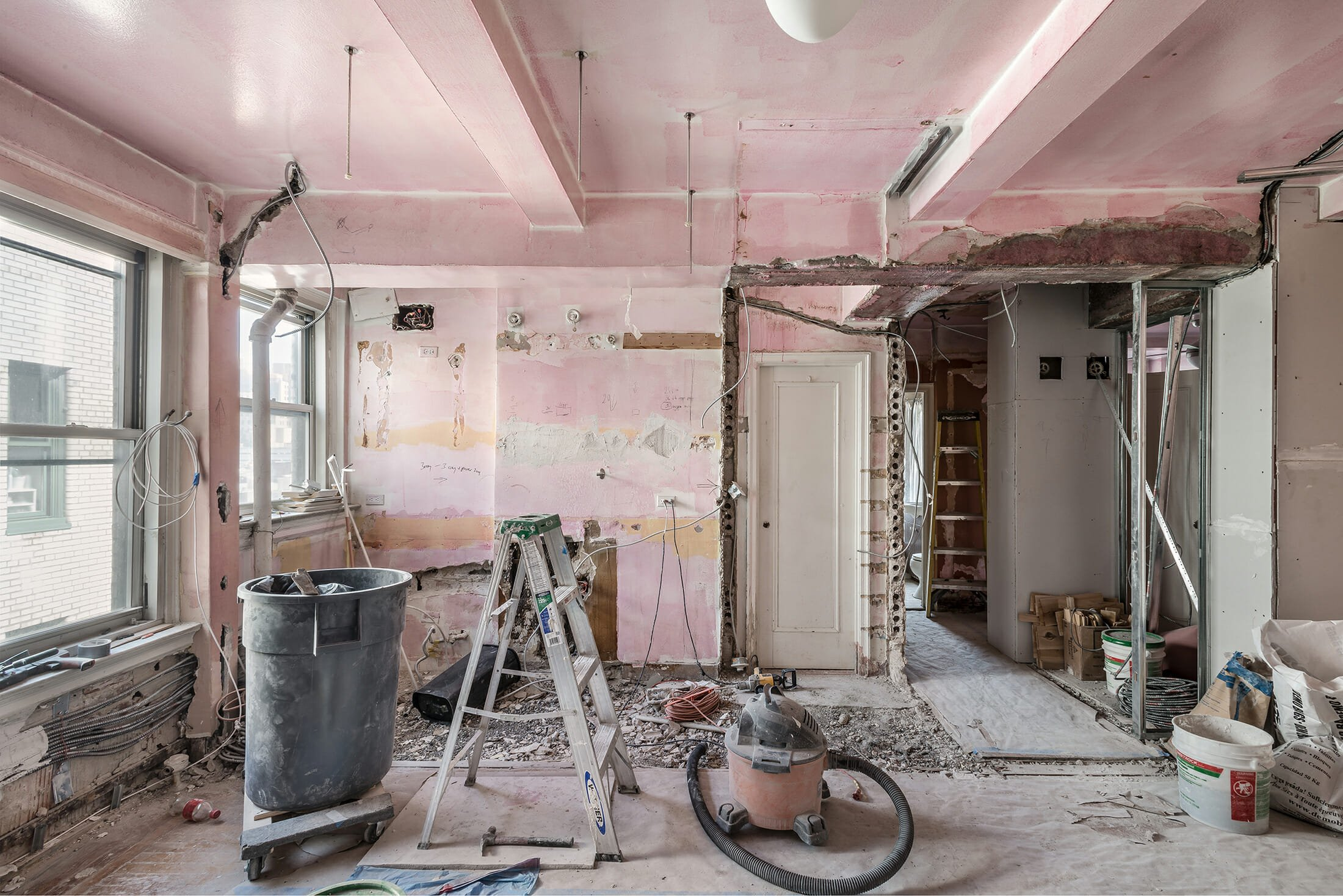 Here S How To Clean Up After A Major Renovation Project