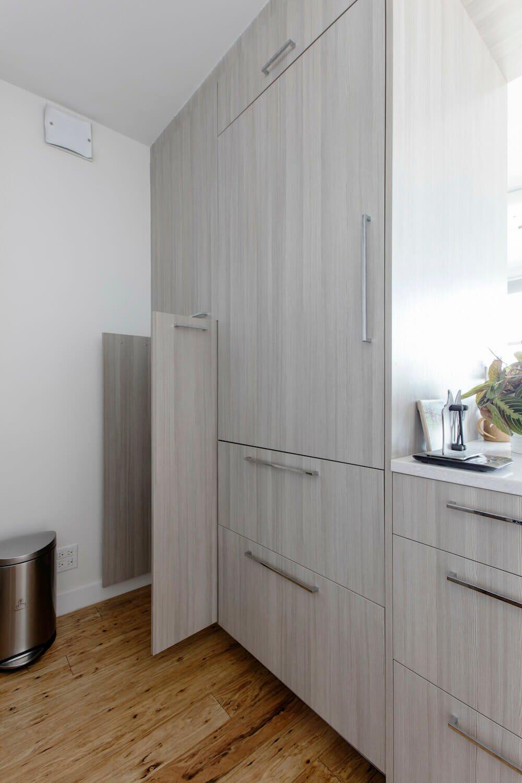 integrated refrigerator
