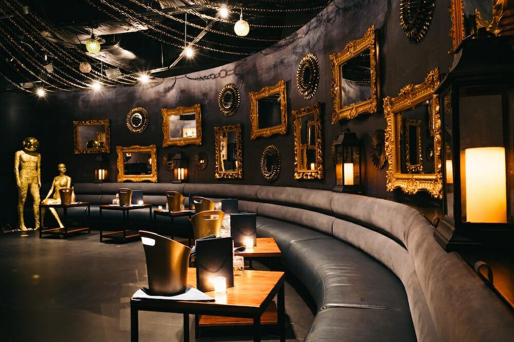 nightclub interior