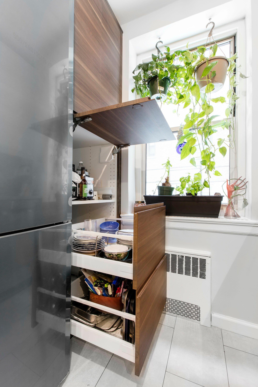 Galeeren Küche Auszug Lagerung