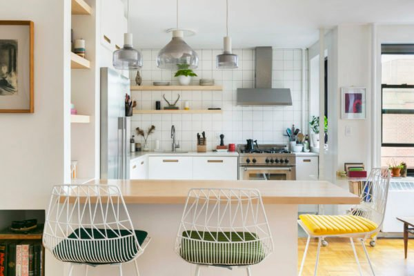 How Renovators Used Open Shelving in Their Kitchens