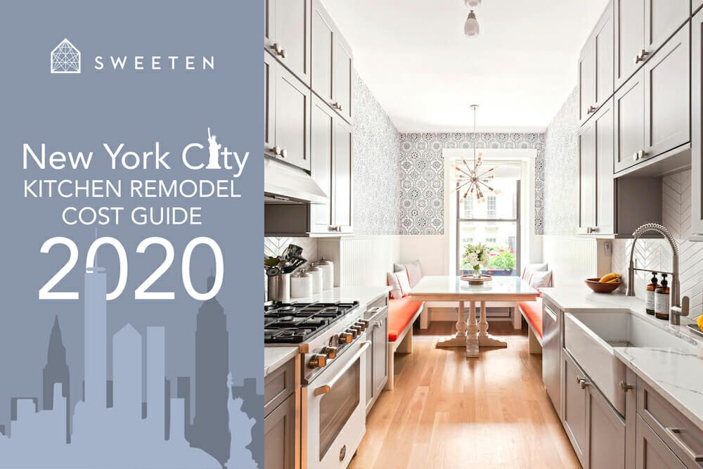 NYC kitchen renovation costs