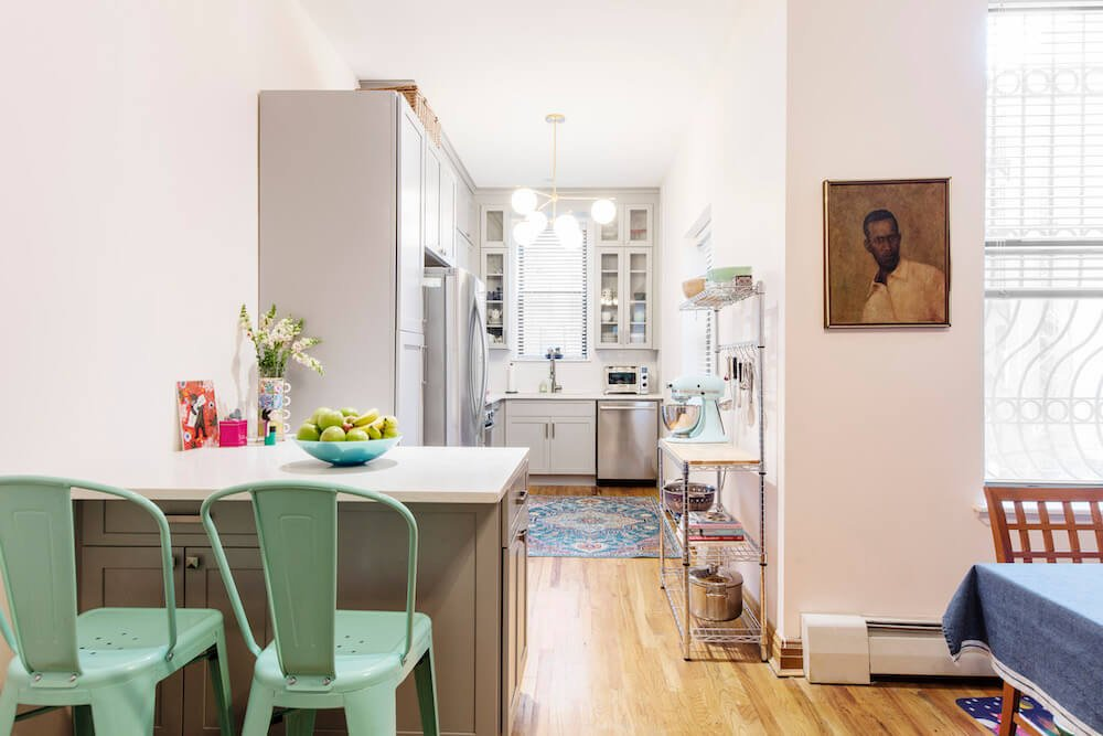harlem kitchen renovation, kitchen renovation, Sweeten kitchen renovation