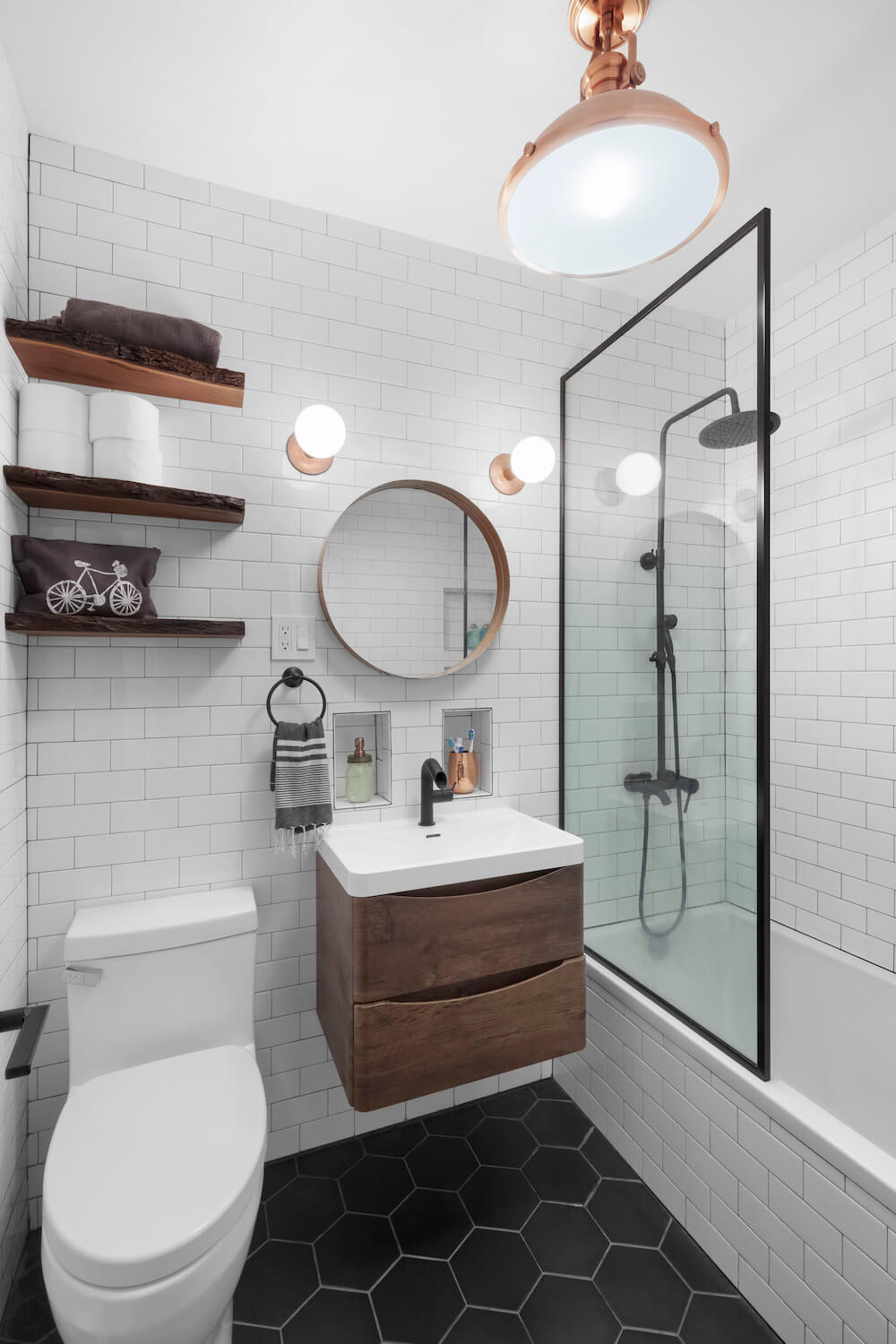 Top 5 Styles Of Bathroom Floor Tiles