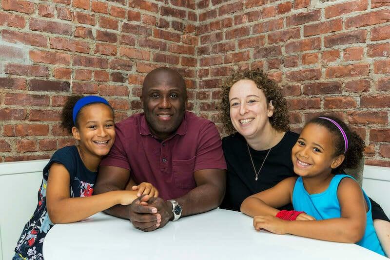 Washington Heights family